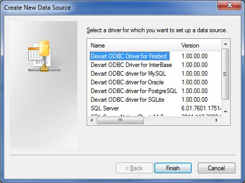 Firebird Interbase Odbc Driver