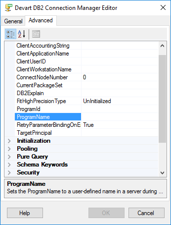 Devart SSIS Data Flow Components for DB2 - Visual Studio